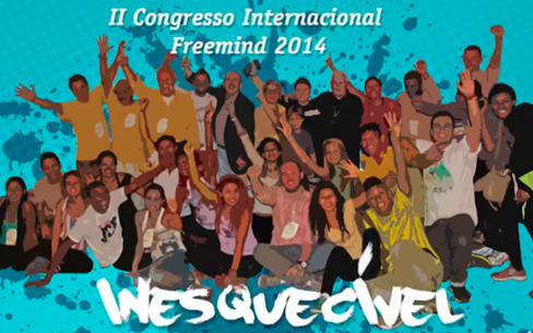 2º CONGRESSO FREEMIND 2014 - ATIBAIA/SP